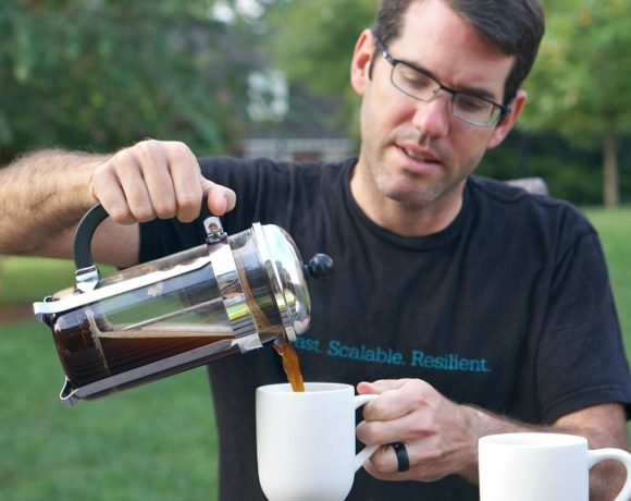 How To: French Press Coffee