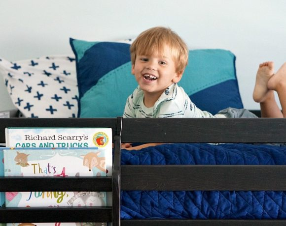 Room to Grow: Tips for Long Lasting Boys Rooms
