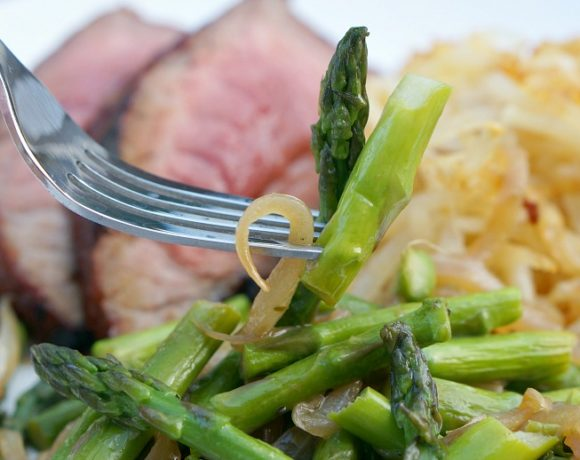 Easy Asparagus Sauté: Weeknight Side Dish
