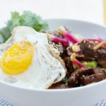Beef & Mushroom Korean Grain Bowls