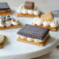 Pumpkin Spice Cookie Tarts
