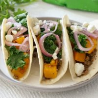 Hearty Veggie Sweet Potato Tacos
