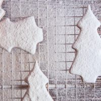 Santa's Favorite Sugar Cookies