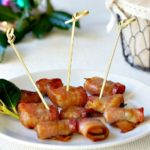 Freezer-Friendly Spicy Apricot Bacon Bites
