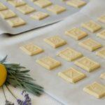Lemon Springerle Cookies: #52WeeksofSweets, Week 30