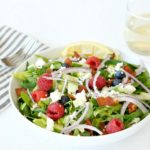 Bacon & Berries Superfood Salad