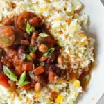 Kickin' Cajun Red Beans and Rice