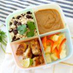 Jamaican Jerk Pork Meal Prep Bowls