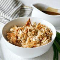 Slow Cooker Hoisin Garlic Chicken