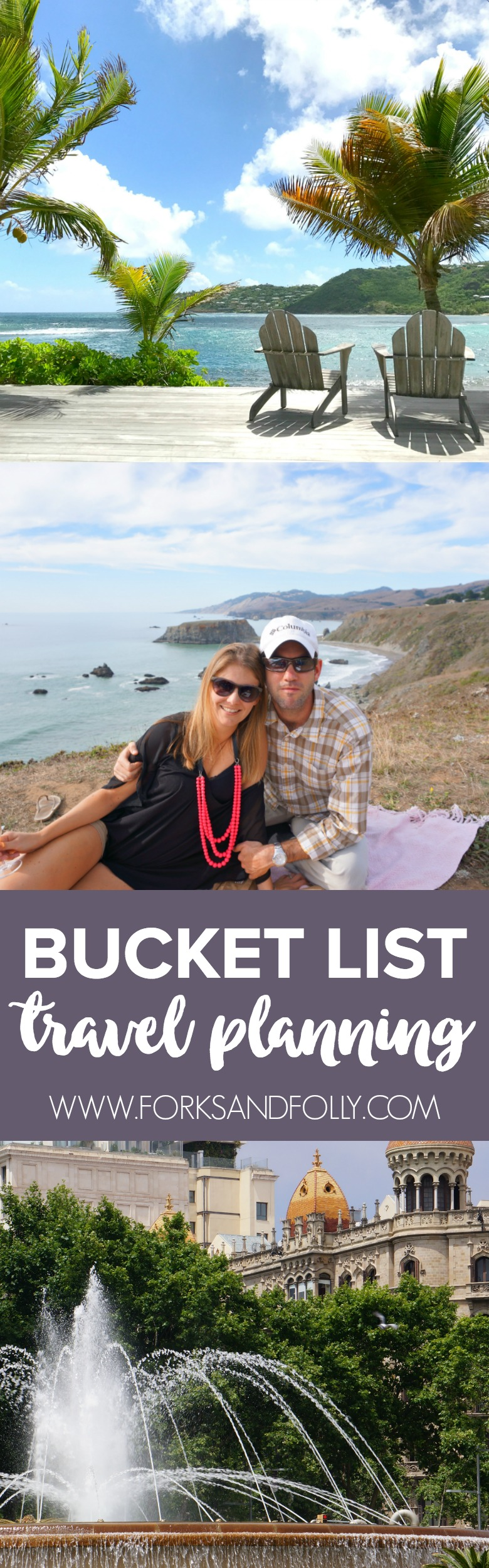 From day trips to bucket list travel planning, get the advice and inspiration for your next big adventure.  Seven must-read travel planning tips!
