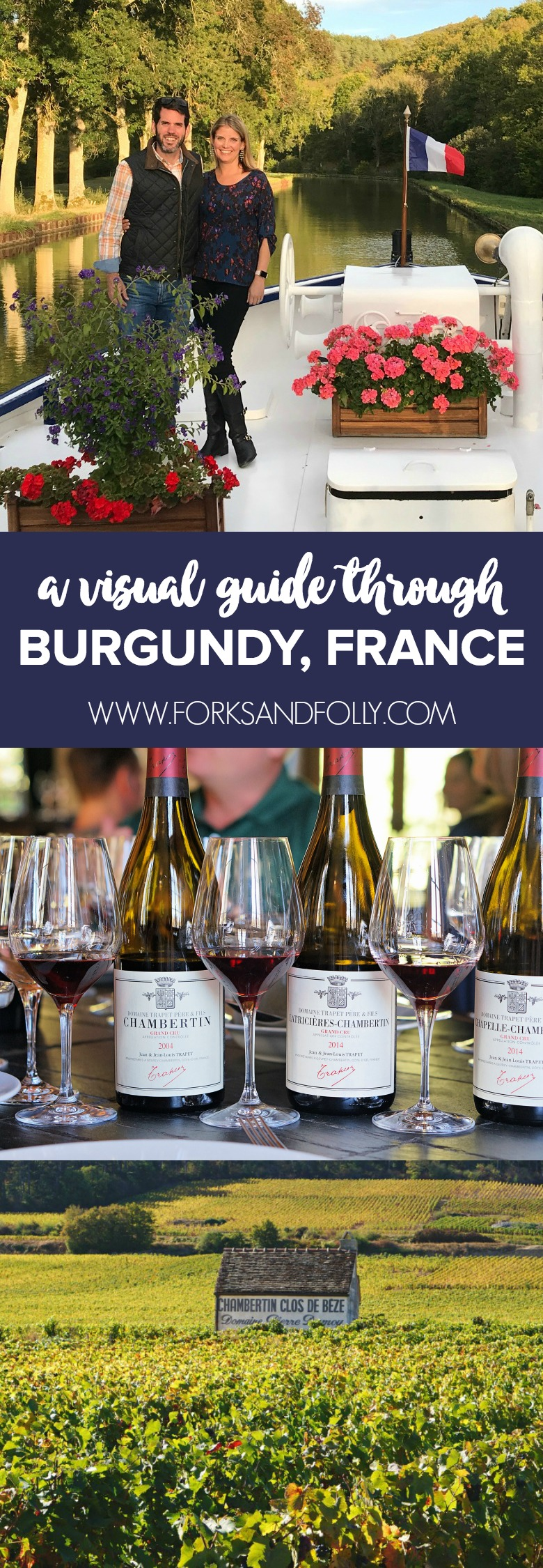 A Visual Guide through Burgundy, France