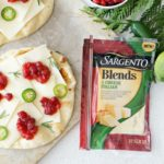 (Ooey-Gooey, Easy & Creamy) Spicy Cranberry Flatbreads