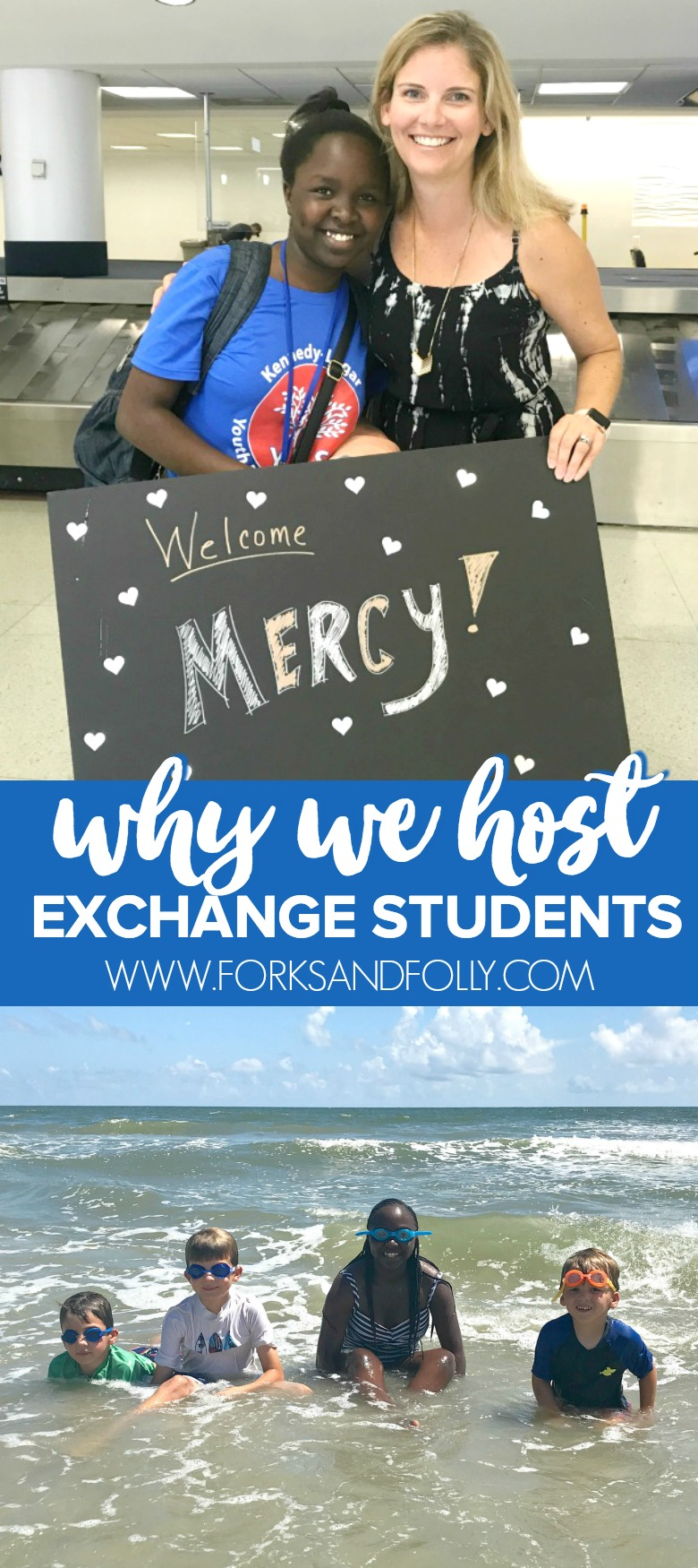 Why My Family Chose to Host an Exchange Student
