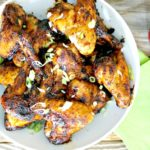 Rum & Coke Chicken Wings are Fo' Real