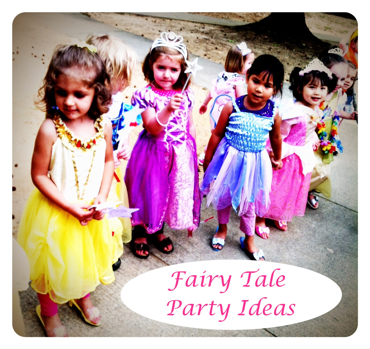 a fairy tale playdate activities and food ideas forks and folly. Black Bedroom Furniture Sets. Home Design Ideas