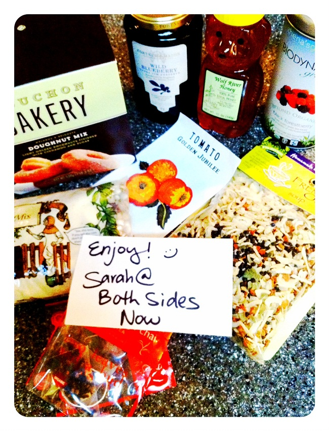 I'm A Foodie Pen Pal! - Forks and Folly
