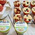 Grab 'n Go Breakfast: Freezer-Friendly Pancake Muffins Recipe