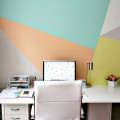 Artfully Modern DIY Accent Wall