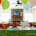Angry Birds Movie Night Party Plan