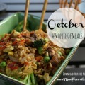 Month of Meals: October 2013
